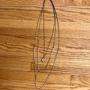 Pretty Three Tier Necklace